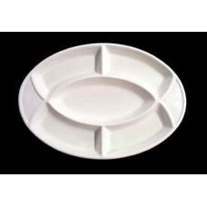 Antipastiera ovale 7 pz tb