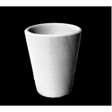Bicchiere acqua a cono cm 10