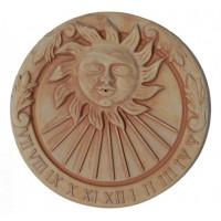Meridiana sole tonda cm 40 da esterno