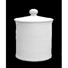 Barattolo cucina pressa liscio - B005 cm 10