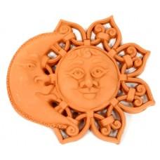 Sole Luna traforati cm. 15