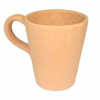 Bicchiere conico con manico cm 8,5 1/4lt