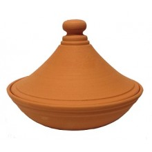 PIR005 - TAJINE FROM FLAME AND OVEN 31.5X22h cm