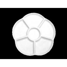 Antipastiera fiore cm 28 tb 5 pz