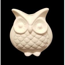 Owl moneybox cm 12