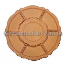 A021 - Round modular appetizer tray / 36.cm