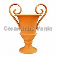 A031 - Amphora with 2 smooth handles / 75.cm