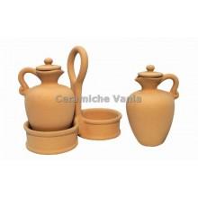 C014 - Oil + vinegar basket