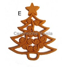 K041 / E - Openwork tree decoration / 10.cm