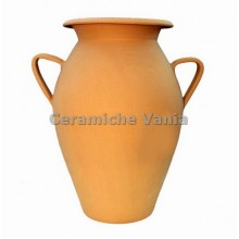 O002 - Smooth jar 2 handles / 60.cm