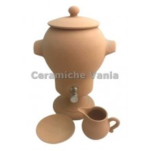 O089 -Jug with stainless steel cinnamon
