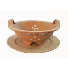 S049 - Fruit bowl with plate mod. TO