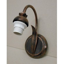 FE005 - WALL LAMP 1 FLAME (IRON ONLY)