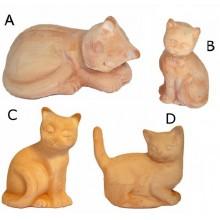 GA007/A - Garden cats mod. A cm 17