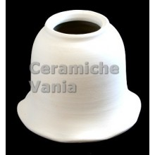 TB C075 / G - Corrugated lamp holder bell