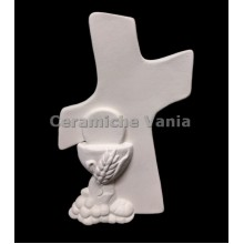 TB C198 - Cross with chalice
