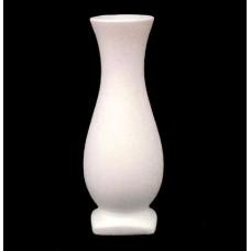 Vaso base quadrata cm 15 tb