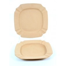 Coup dinner plate Vality cm. 24x24