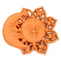 Sun &  moon cm. 18