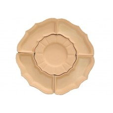 Round Appetizer plate small size