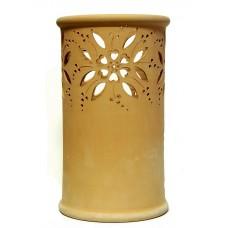 Portaombrelli Cilindrico traforo fiori cm 50