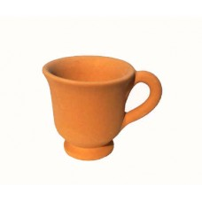 Bell-shaped coffee cup