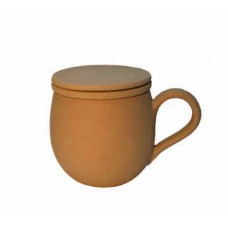 Cup with strainer