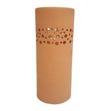 Engraved Vase cm 25